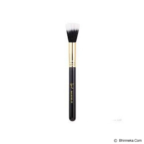 SIGMA BEAUTY F55 Small Duo Fibre 18K Gold - Kuas Make-Up