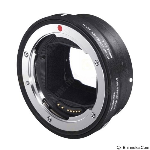 SIGMA Lens Adapter [MC-11] (Merchant) - Camera Lens Adapter and Bracket