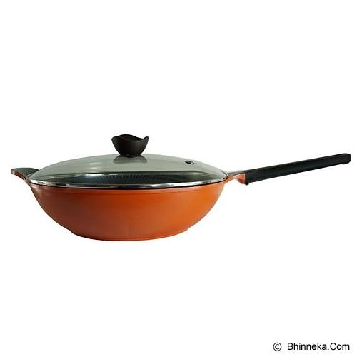 SIGNORA Ceramic Wok - Penggorengan / Frypan