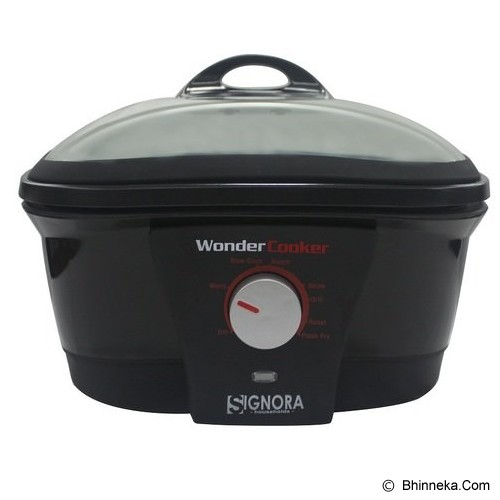 SIGNORA Wonder Cooker - Slow Cooker