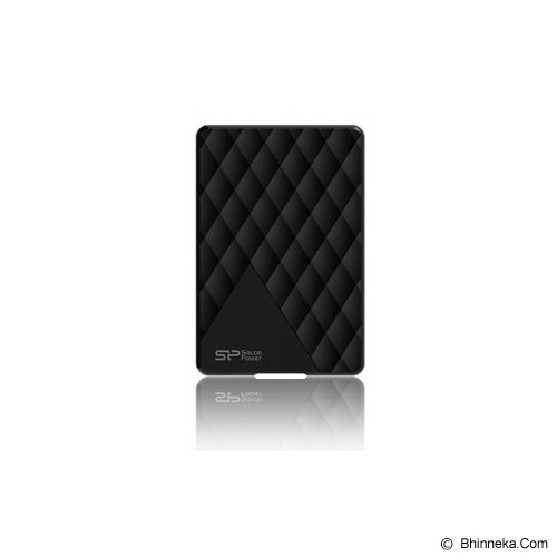 SILICON POWER Diamond D06 Portable HDD 1TB - Hard Disk External 2.5 Inch
