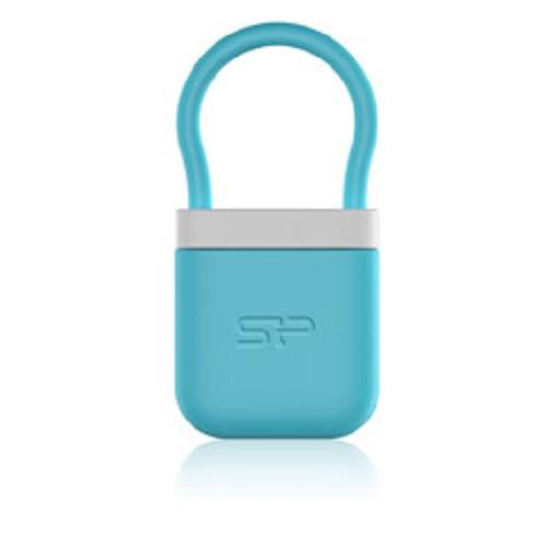 SILICON POWER UNIQUE 510 16GB - Blue - Usb Flash Disk / Drive Stylish