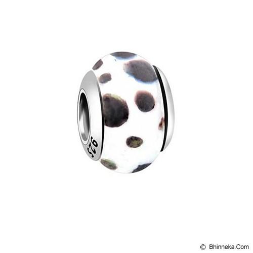 SILVERDRAGON925 Bandul [717201-006] - Spotty White - Liontin / Bandul Aksesoris