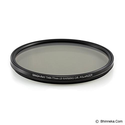 SINGH-RAY LB Warming 77mm Thin Ring - Filter Polarizer