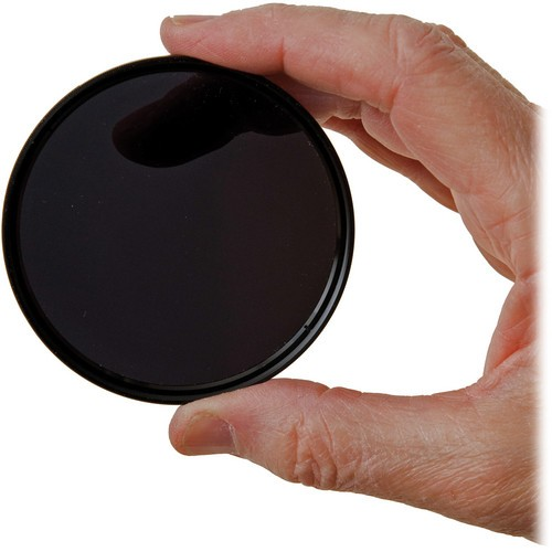 SINGH-RAY Mor-Slo ND 3.0 Filter 77mm Thin Ring - Filter Solid Nd