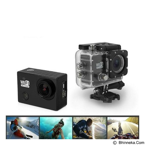 SPORT HD DV Action Cam 30M SJ6000 (Merchant) - Camcorder / Handycam Flash Memory