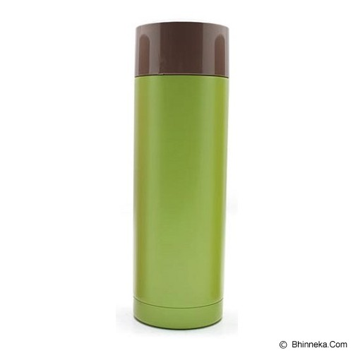 SKATER Stainless Steel Bottle [SMB3] - Green - Botol Minum
