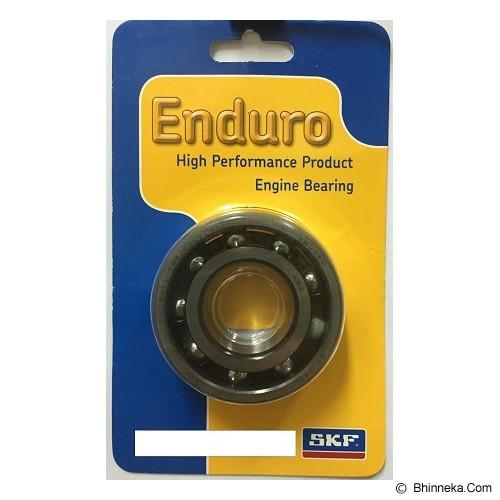 SKF Enduro Bearing [6205-TN9] 1 Ceramic - Sparepart Mesin Motor