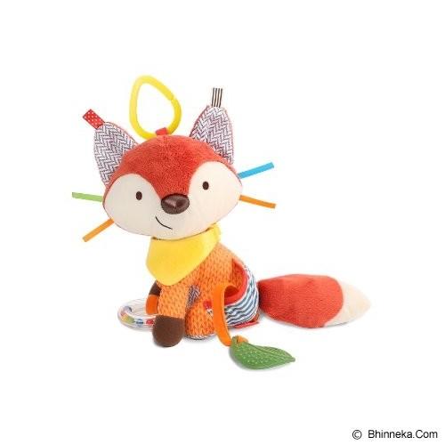 SKIP HOP Bandana Buddies Fox - Dot Bayi / Pacifier & Teethers