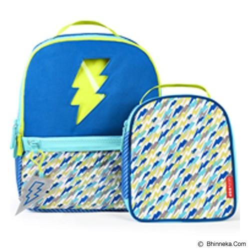 SKIP HOP Forget Me Not Backpack Set Lightning - Tas Anak