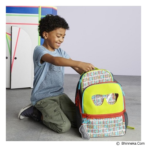 SKIP HOP Forget Me Not Backpack Set Spaces - Tas Anak