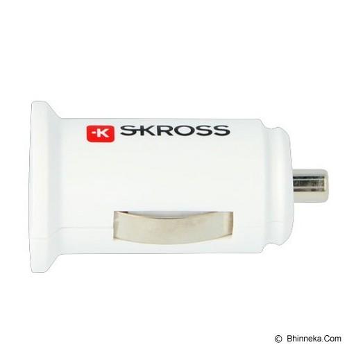 SKROSS Midget Dual USB Car Charger - Car Kit / Charger