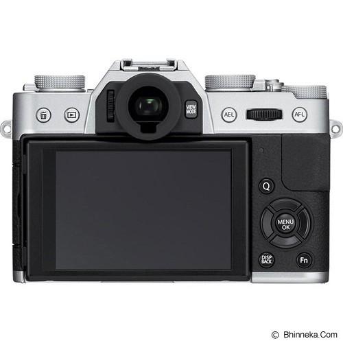 FUJIFILM Digital Camera X-T10 Kit2 - Silver (Merchant) - Camera Mirrorless