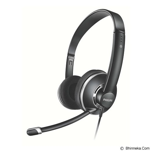 PHILIPS Headset SHM 7410 - Headset Pc / Voip / Live Chat