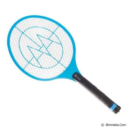 KENZA Raket Nyamuk Jumbo [KZ 999] - Blue - Pencegah Serangga Elektrik