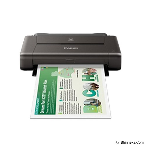 CANON iP110 with Battery - Printer Bisnis Inkjet