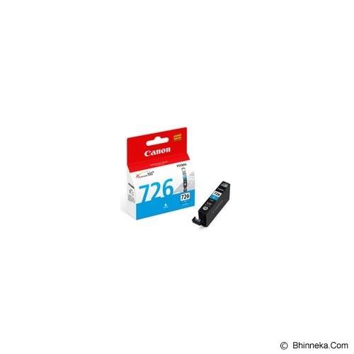 CANON Cyan Ink Cartridge [CLI726C] - Tinta Printer Canon