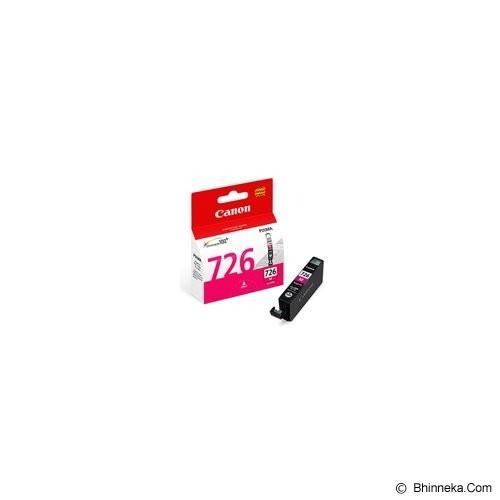 CANON Magenta Ink Cartridge [CLI726M] - Tinta Printer Canon