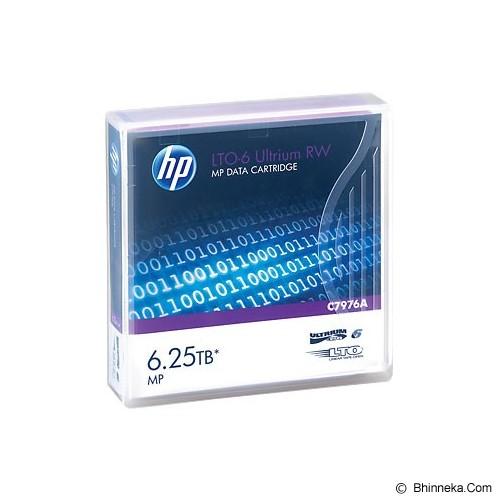 HP LTO-6 Ultrium 6.25TB MP RW Data Cartridge [C7976A] - Storage Accessory Cartridge