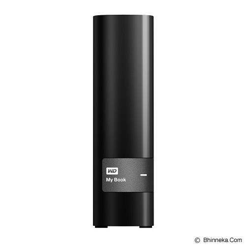 WD My Book Premium Storage USB 3.0 6TB [WDBFJK0060HBK-SESN] - Hard Disk External 3.5 inch