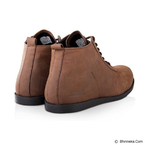 OTIV Azura Leather Size 39 [SP 04] - Brown - Casual Boots Pria