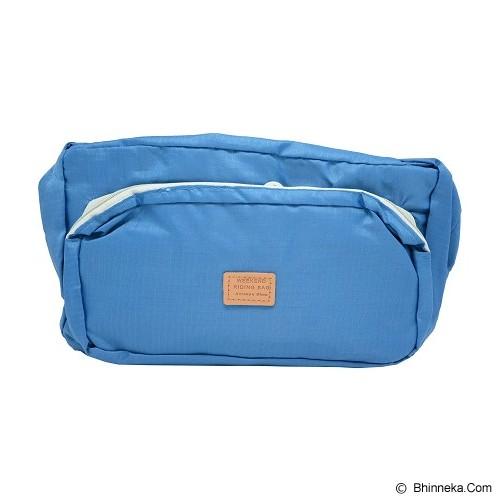 SSLAND Travel Shoulder Bag Messenger [WA2667D] - Blue (V) - Travel Bag