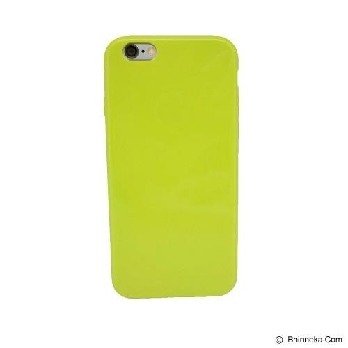 SSLAND Jelly Case for iPhone 6 - Lime (V) - Casing Handphone / Case