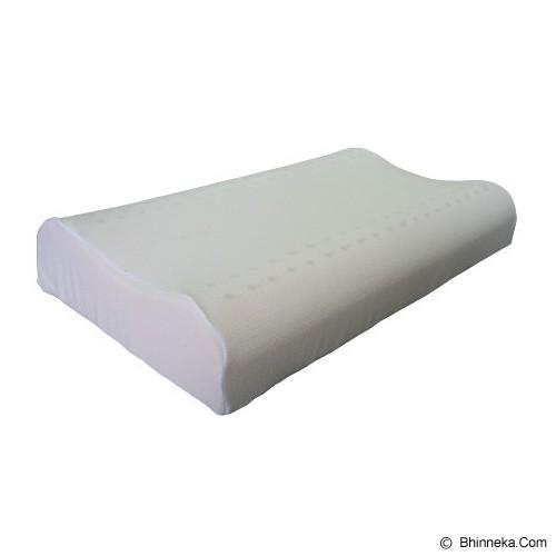 DUNLOPILLO Pillow Ergo Latex - Bantal Dekorasi