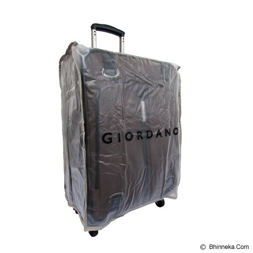 GIORDANO Luggage Cover Protection 24 inch - Clear - Cover Bag / Pelindung Tas