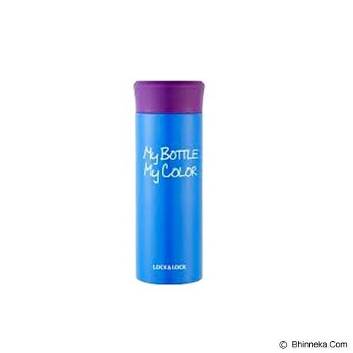 LOCK & LOCK Colorfull Tumbler [LHC4020B] - Botol Minum