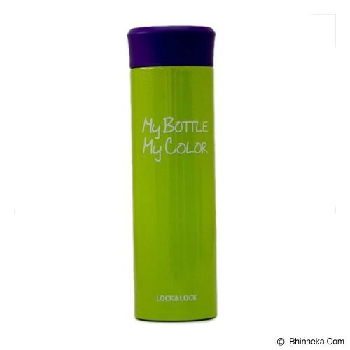 LOCK & LOCK Colorfull Tumbler [LHC4021G] - Botol Minum