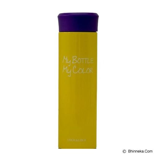 LOCK & LOCK Colorfull Tumbler [LHC4021Y] - Botol Minum