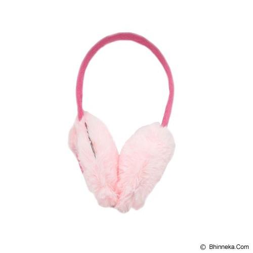 SSLAND Earmuff Fashion Woll [HO2834D] - Light Pink (V) - Bando