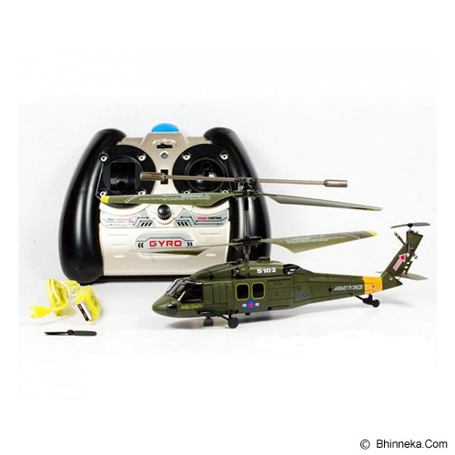 ZYMA Helicopter [S102G] - Plane and Helicopter Remote Control