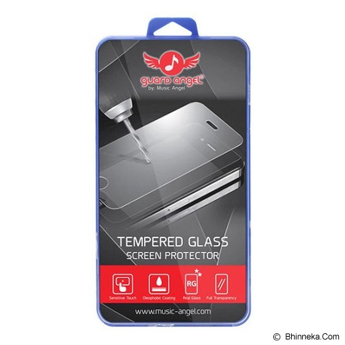 MUSIC ANGEL Lumia 525 Tempered Glass Screen Protector 0.3mm - Screen Protector Handphone