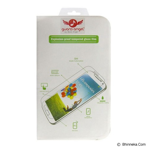 MUSIC ANGEL Samsung Galaxy Tab 3 10.1 Tempered Glass Screen Protector 0.3mm - Screen Protector Tablet