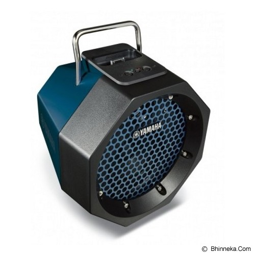 YAMAHA Portable Speaker & Docking for iPhone & iPod PDX 11 - Blue - Speaker Bluetooth & Wireless