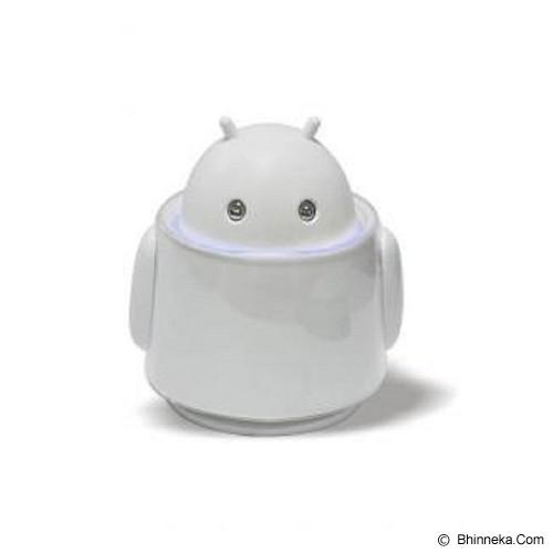 ROTAMART Speaker Ufo - White - Speaker Portable