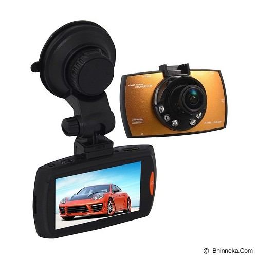 ANYLINX Camera Camcorder H-820 CCTV Moblie - Gold - Kamera Mobil