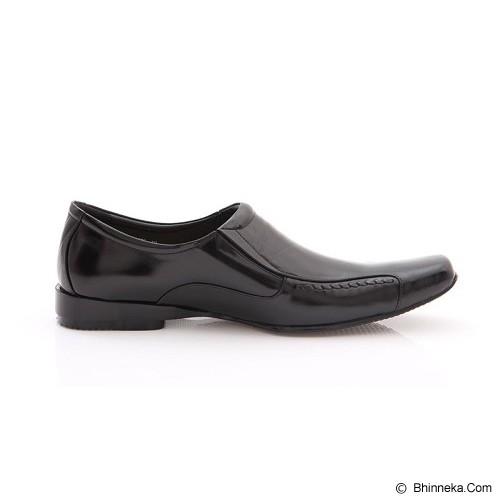 LEOGAREN Sepatu Size 38 [1109] - Black - Sepatu Kerja Formal Pria