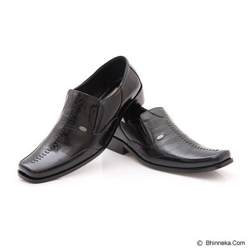 LEOGAREN Sepatu Size 38 [274] - Black - Sepatu Kerja Formal Pria