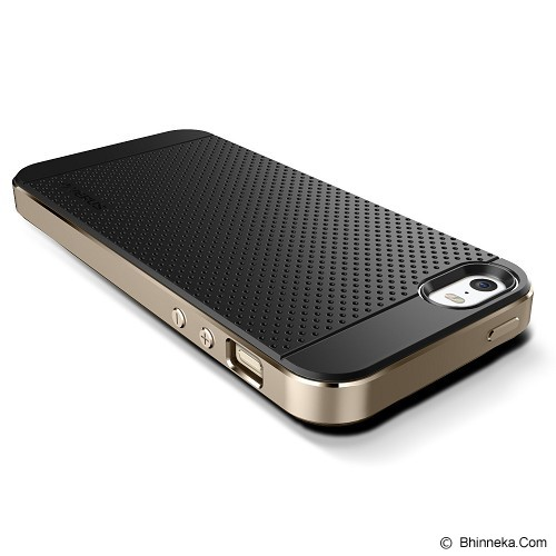 VERUS Iron Shield iPhone 5/5S - Titanium - Casing Handphone / Case
