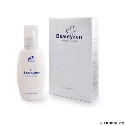 BEAUTYZEN Purifying Foaming Gel (10181) - Sabun Wajah