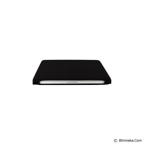 COTEetCIEL Tas Laptop Diver Sleeve Long for MacBook 15 Inch [C25110] - Cosmo Black - Notebook Sleeve