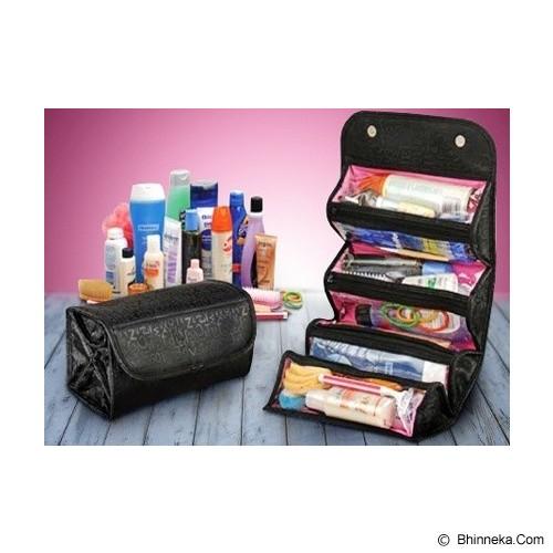 KOBUCCA SHOP Roll N Go Cosmetic Bag Organizer - Tas Kosmetik / Make Up Bag