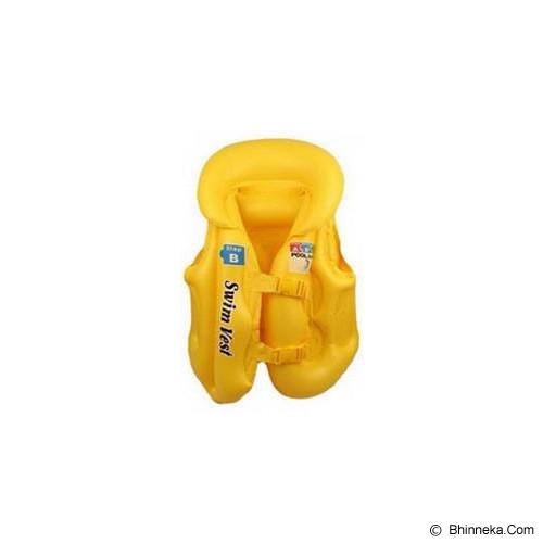 KOBUCCA SHOP Rompi Renang Anak - Yellow - Aksesoris Renang