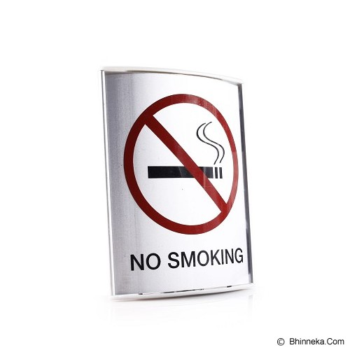INNOGRAPH Displaystore No Smoking [MP-001-011] - Building Signage
