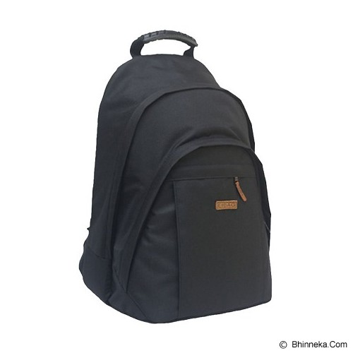 EIBAG Tas Kamera Laptop 14 Inch [1707] - Hitam - Camera Backpack