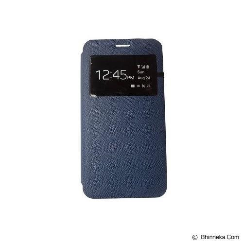 UME Enigma Flipshel for Asus Zenfone 6 [FCZENF6G] - Dark Blue - Casing Handphone / Case