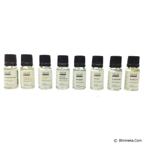 TAKI Cactus Pot Diffuser 10ml with Oil Lavender [AR-41C] - Ginger Lime - Aromatherapy / Lilin Terapi